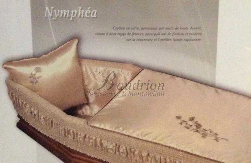 cercueil nymphea