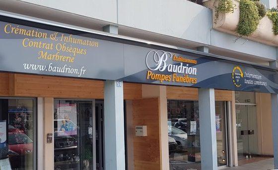 Baudrion Pompes Funèbres (Agence & Magasin)